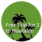 win a free trip to hautulco